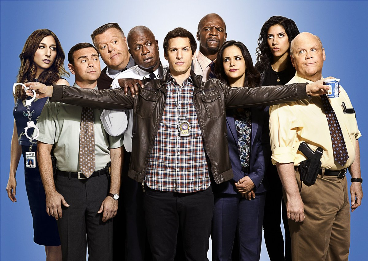 After a long break (we all know why), we are back with two new episodes!  Up first, an episode we recorded a while back but never got round to posting, talking about all things Brooklyn Nine Nine!  Listen in now across Spotify, TuneIn, SoundCloud & iTunes!  #TV #BrooklynNineNinepic.twitter.com/kdmHH2s8UL