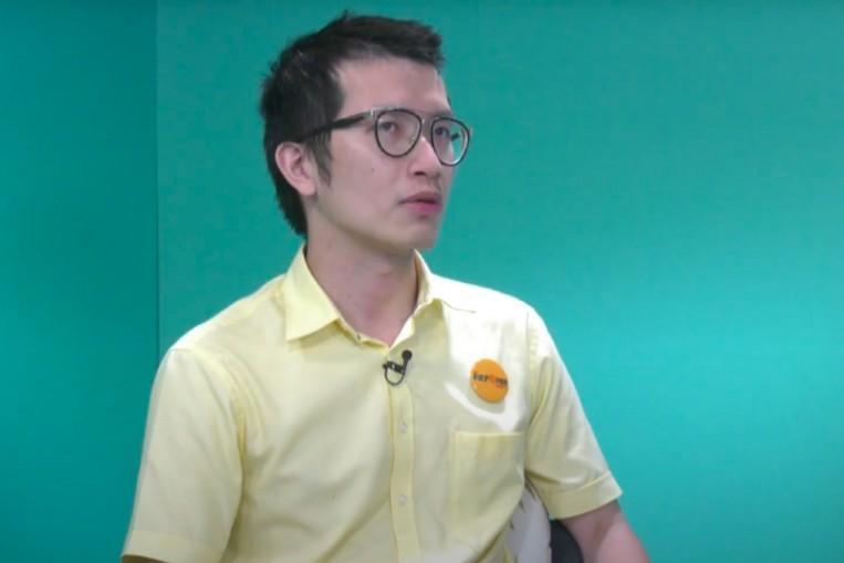 I know cardboard in Chinese now: RP's Charles Yeo talks becoming GE2020 overnight meme https://t.co/m4eGhY7aHj https://t.co/vGiFPWpfnH