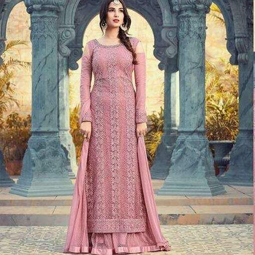 FOR ORDERS/INQUIRY , SEND DIRECT MESSAGE/ INBOX  #fashion #photooftheday #instafashion #pretty #girly #pink #shopping #ootd #outfitoftheday #whatiworetoday #outfit #clothes #todaysoutfit #pashmina #winterwear #winternightsuits #punjabisuits #lengha #brid…