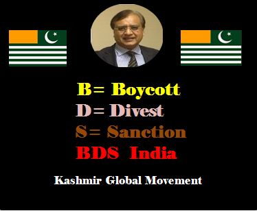 All the civilized people of the world must #BoycottIndia as it is right thing to do https://t.co/pwZxZE2gEO