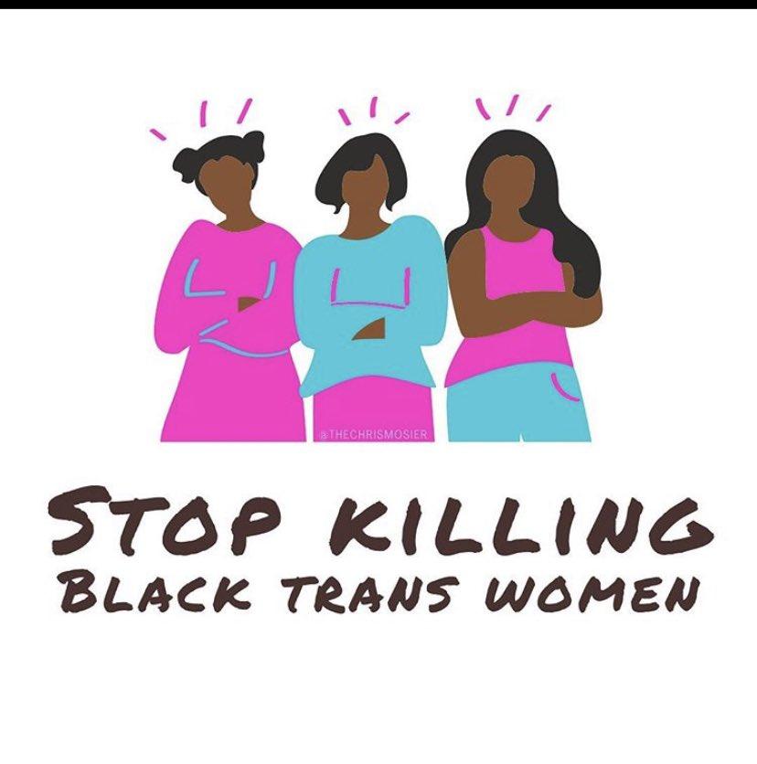 A Sunday Mantra that needs to be HEARD! #BlackTransLivesMatter #stopkillingblacktranswomen #protectblacktranswomen