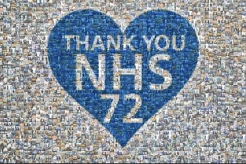 I am so unbelievably proud to be a part of the incredible @NHSuk and to work at the amazing @StockportNHS #ThankYouNHS #stockportfamily #HappyBirthdayNHS<br>http://pic.twitter.com/zS2uglVLVw