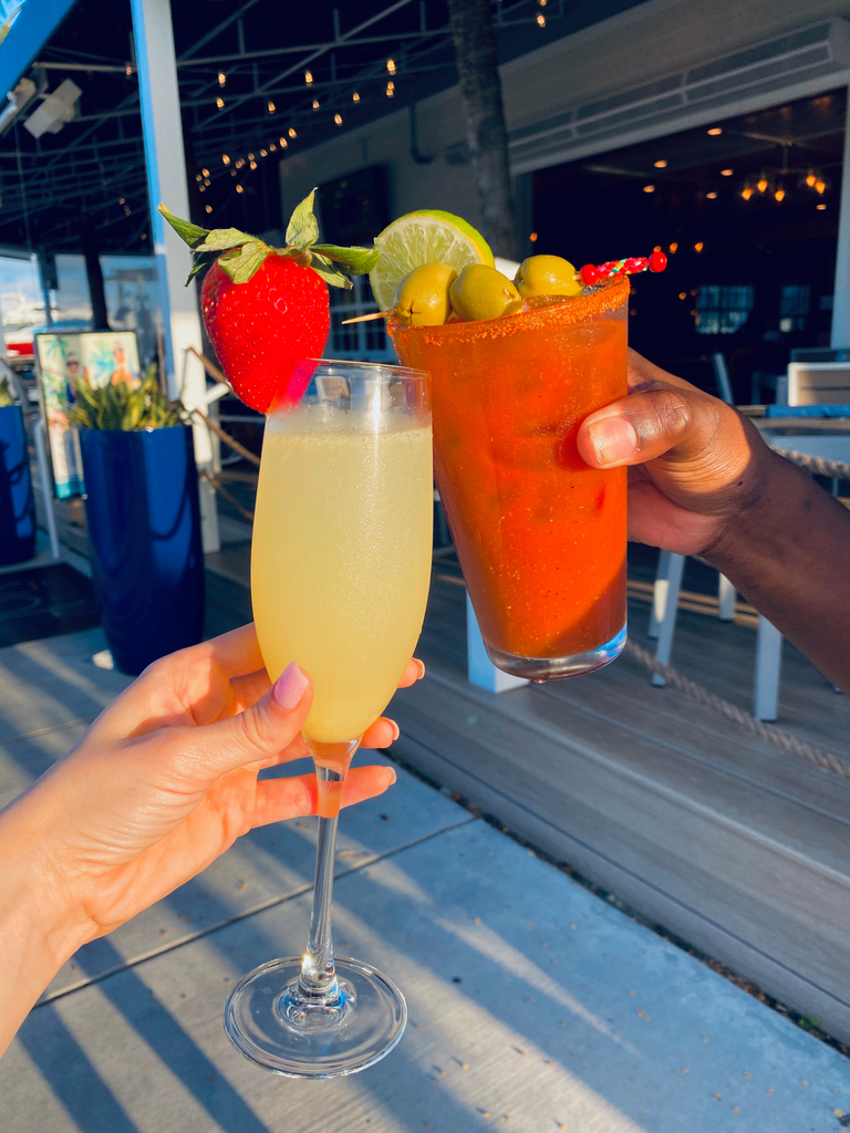 $19 BOTTOMLESS UNTIL 4PM!   Come sip on bottomless Rosé, Bloody Mary's, Mimosas, and Strong Bow!   #yotlmc #seastheday #cominginyot #smokingyot #SFL #bottomless #sundayfunday #brunch #yum #eeeeeats #fun #drinks #visitlauderdale #supportlocalFLpic.twitter.com/bVeqizoWTP