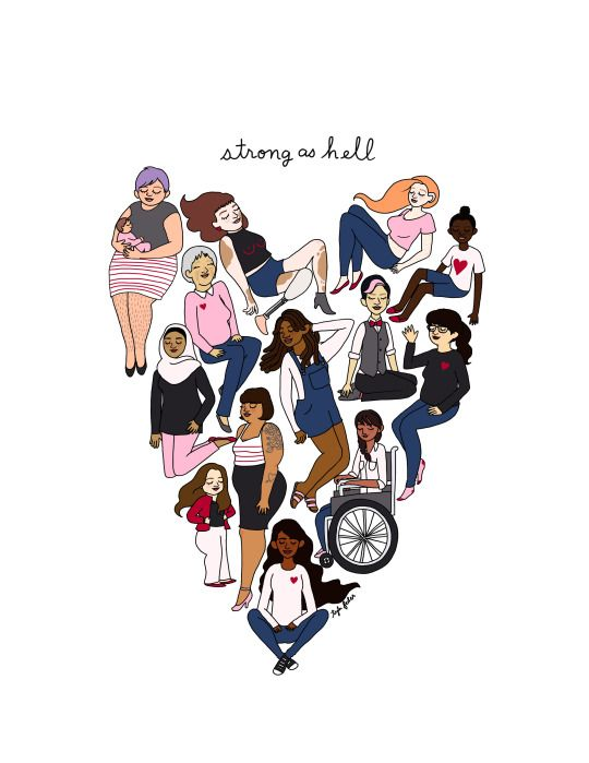 With our strength combined, we can achieve what hasn't been achieved before!   #WomenEmpowerment #FemaleSolidarity #Unity #WeStandTogether #IntersectionalFeminism #GenderEquality #Womenrights #Solidarity #EqualRights #Inclusive #GirlPowerpic.twitter.com/EkMxs3VQWi