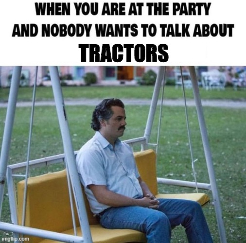 Who can relate to this? #TractorMemes  #HyCap #TractorParts #HyCapacity #HeavyDutyTractorParts #AgParts #Farming #Tractors #Tractorlife pic.twitter.com/GMmsRQVTEf