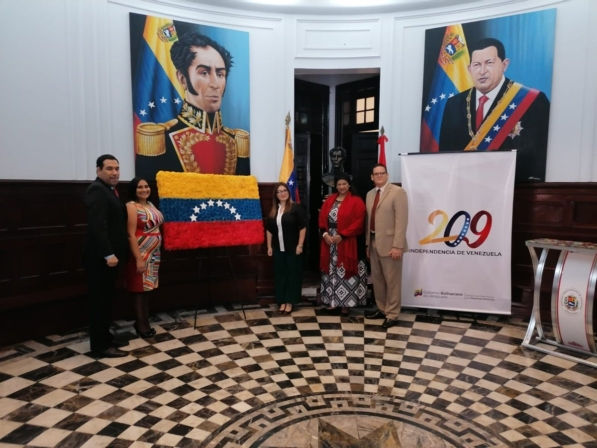 EmbajadaVzlaPer photo