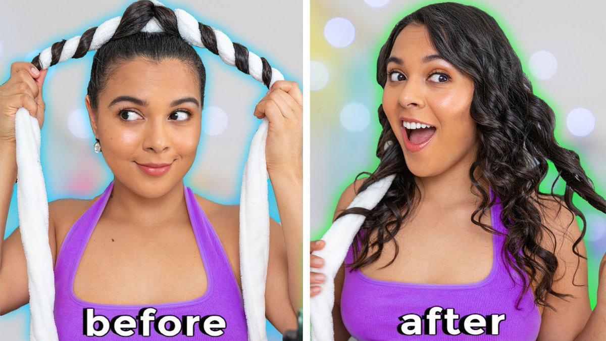Hair Hacks No One Told You!  https://t.co/8fMZ2mKOIt https://t.co/Y2hOOfP1LA