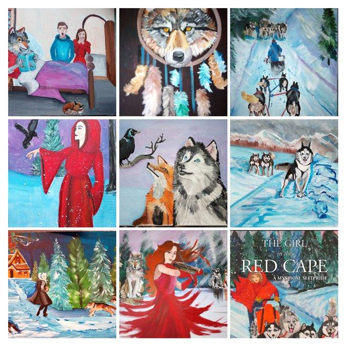 If you have kids who need cheering up in these difficult times we are living in, I hope my gutsy action adventure fairytale for middle grade girls and boys will do the trick!  #TheGirlintheRedCape #SuzyDavies #author #MicheleBourke #artist  Amazonpic.twitter.com/DhUDyP7UDo