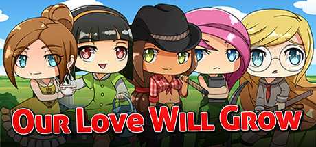#New #game out #now: #Our #Love #Will #Grow!  #Play now and and let the #fun begin!