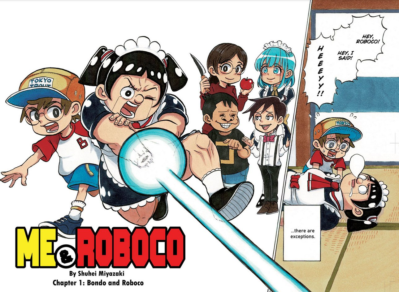 Me & Roboco Chapter 20 Release Date and Spoilers!