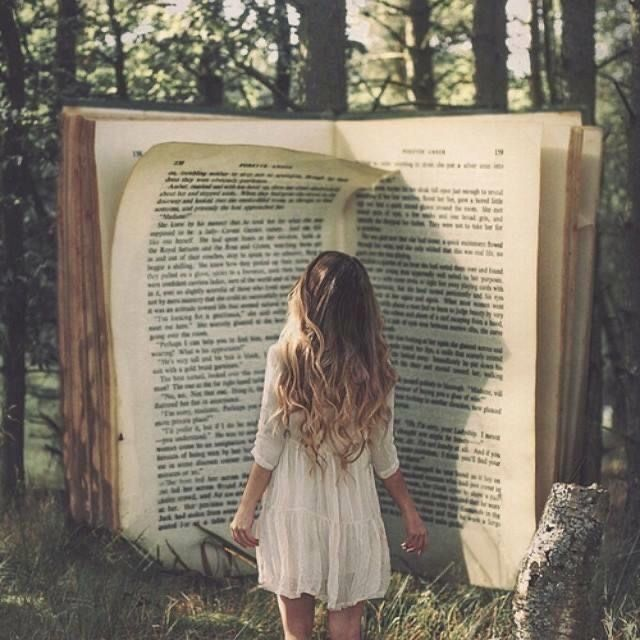 You can't start the next chapter in your life if you keep re-reading the last one...