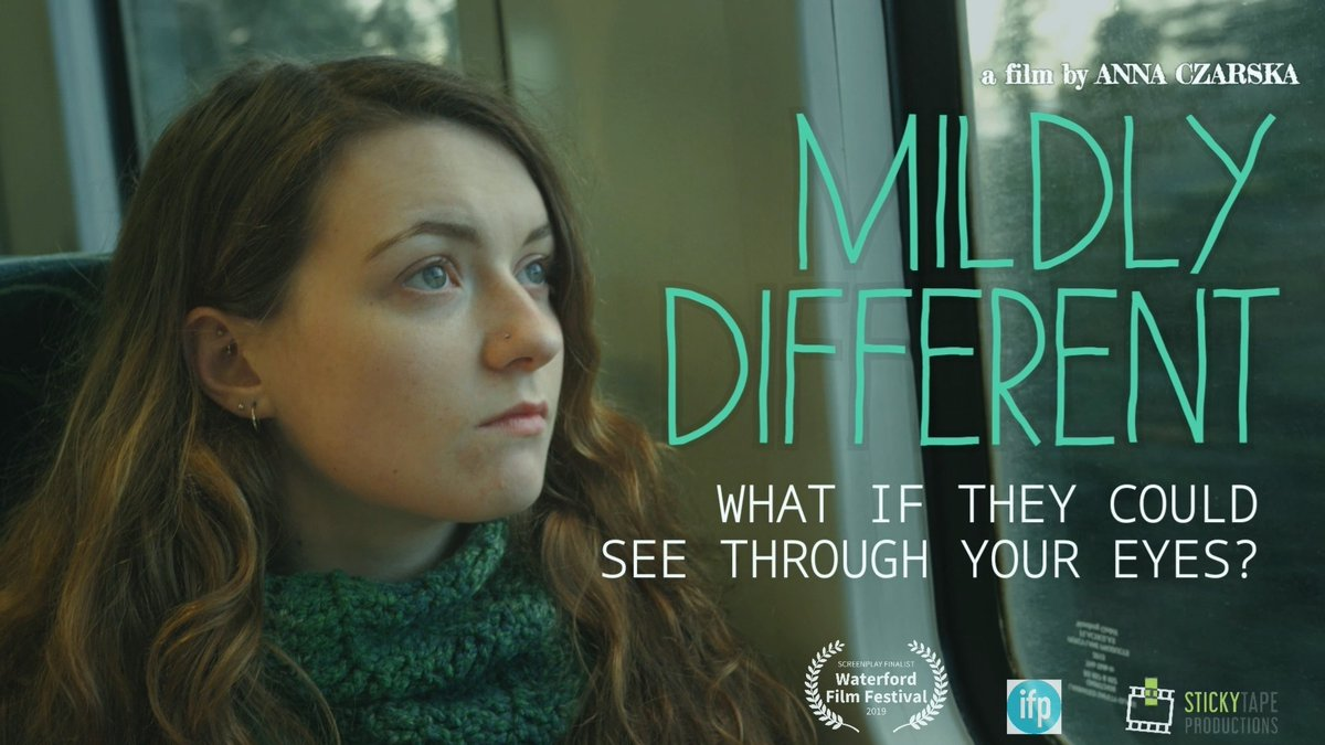 Support #autisticartists w/ #mildlydifferentfilm Crowdfunding Campaign!! Please follow/share❤  Made by #actuallyautistic. We need better media representation #nothingaboutuswithoutus   Trailer, update, & pitch on @seedandspark  campaign site https://t.co/05EG82xEAl https://t.co/aWdYeJbENj