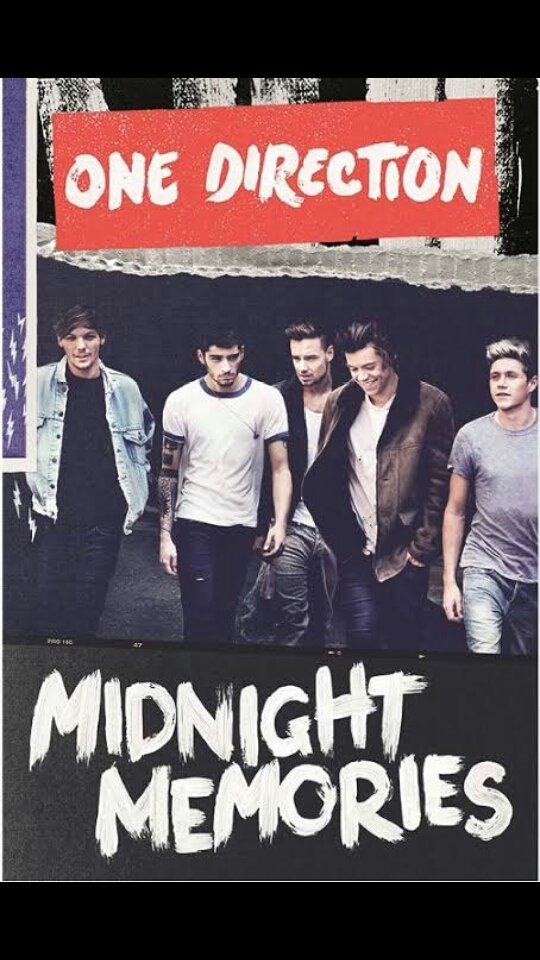 So proud of you boys 💞 We love you ❤ Loads of love xx #TBMidnightMemories https://t.co/v3jHSMloEK