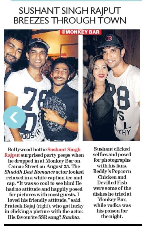 3) In Kolkata - T2 article quoting fans. <br>http://pic.twitter.com/Suz8ZBNeLF