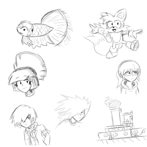 more random sketches yay https://t.co/ncTLcNAPAF