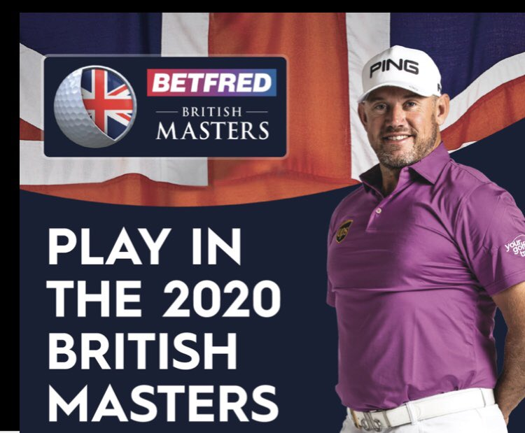 Tomorrow I play Qualifying for The British Masters on European tour. Time to get the putter under my duvet and have a CWTCH! #truelove #trustyoldPING #golowORdontgo