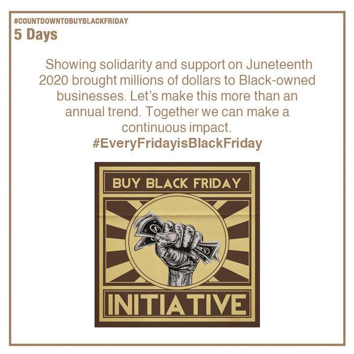 Buy Black Friday Initiative Bbfinitiative Twitter