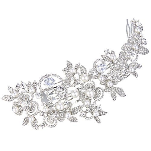 EVER FAITH Silver-Tone Zircon Crystal White Simulated Pearl 6 Inch Flower Leaf Hair Side Comb Clear  https://bijoumarketplace.com/product/ever-faith-silver-tone-zircon-crystal-white-simulated-pearl-6-inch-flower-leaf-hair-side-comb-clear__trashed/…pic.twitter.com/tbUc3JVoX7