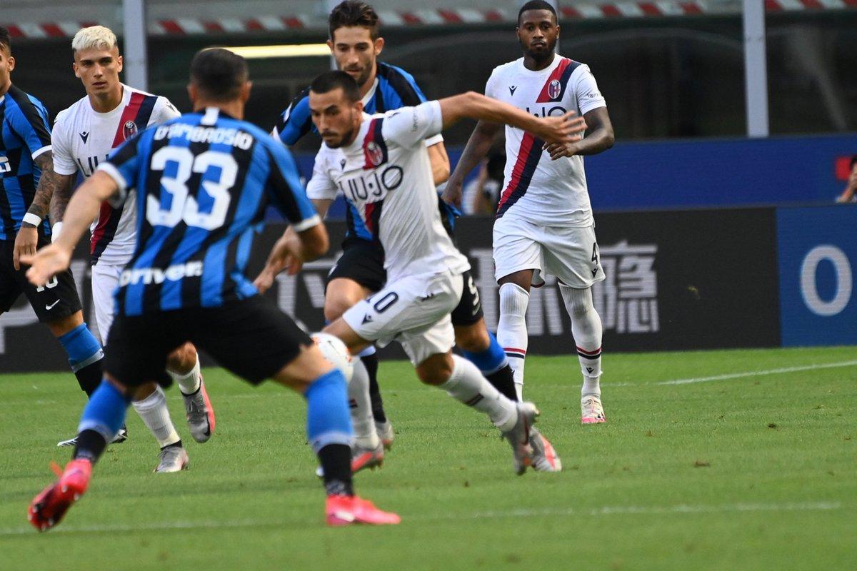 Xem lại bóng đá Inter Milan vs Bologna, Serie A – 5/7/2020