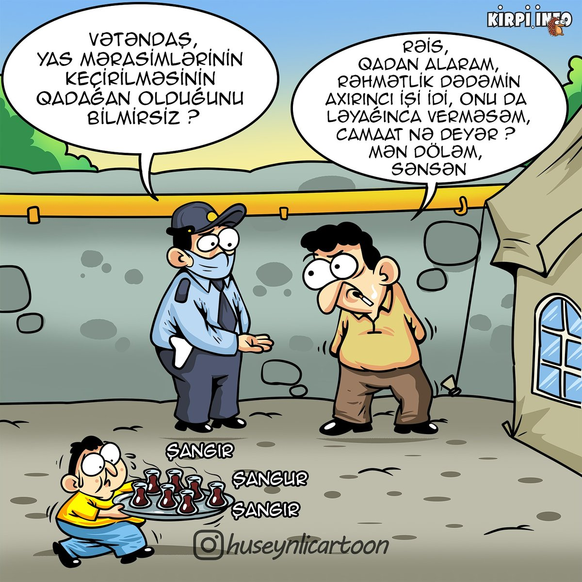 #huseynlicartoon #Bakı #Azərbaycan #Azerbaijan #Baku #FəridHüseynli  #Türkiye #aztagram #karikatura #caricature  #cartoon #Mizah #illustrationpic.twitter.com/xgtQB43Eqv