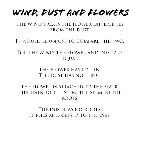 We can not compare....  #winddustflower #comparison #donotcompare #PositiveVibes #positivity #nepali https://t.co/Ami8SgZUGd
