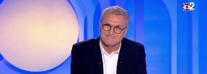 Entre rires et larmes, les adieux de #LaurentRuquier à «#Onnestpascouché»: «#ÀtrèsbientôtsurFrance2...» https://tvmag.lefigaro.fr/programme-tv/entre-rires-et-larmes-les-adieux-de-laurent-ruquier-a-on-n-est-pas-couche-a-tres-bientot-sur-france-2_6c79b4a2-be90-11ea-b4f4-c89e5c8a384f/… via @TVMAGpic.twitter.com/2yyZ1RElC9