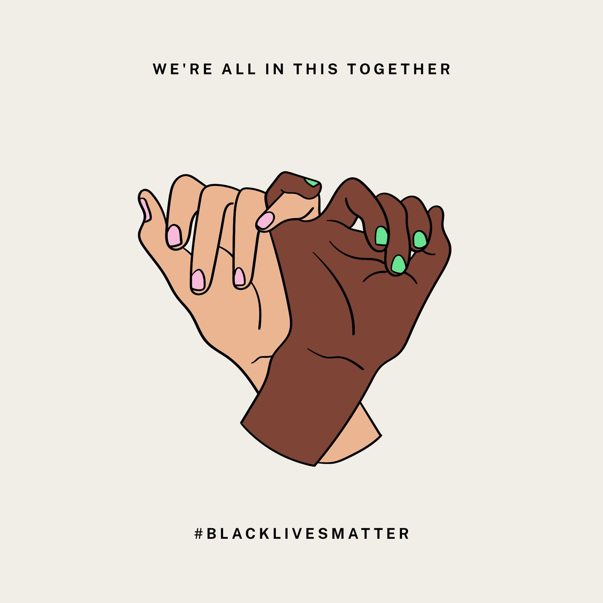 #BlackLivesMattters #WeAreONE #noracism #BLACK_LIVES_MATTER https://t.co/gufXpjIXkj