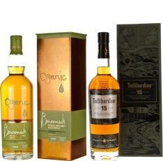 Whisky-Übersicht #35: z.B. Benromach Organic 2010/2015 Single Malt Scotch Whisky für 33,90€, Tullibardine 15 Jahre für 43,90€ inkl. Versand https://mdz.me/1u9gpic.twitter.com/hI5p4pO9hC  by mydealz