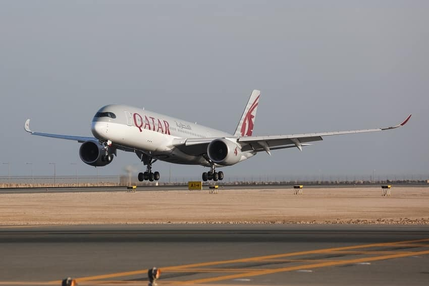 Qatar Airways To Operate Two Special Flights From Delhi to Toronto.  #QatarAirways #SpecialFlights #Canada #Toronto #Delhi #CanadianCitizens https://t.co/MrK0Bvm9FM https://t.co/Mf9HWt8Hun
