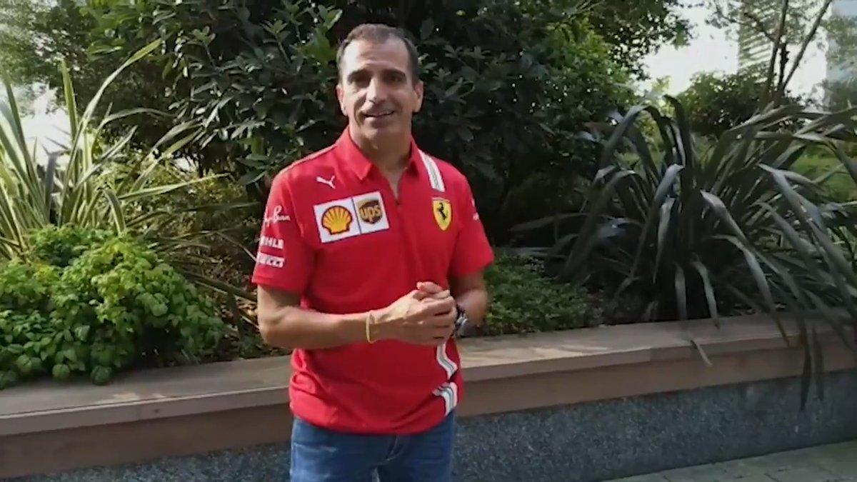 .@marc_gene ci racconta come è andato il Gran Premio d'Austria 🎥   #essereFerrari 🔴 #AustrianGP 🇦🇹