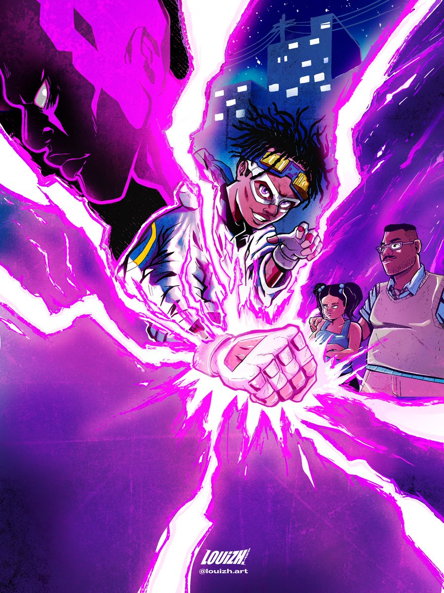 Vida longa a Virgil Hawkins, SUPERHERO STATIC SHOCK!!! #SuperBlackPower #CollaBLACK<br>http://pic.twitter.com/kRcNesVzjj