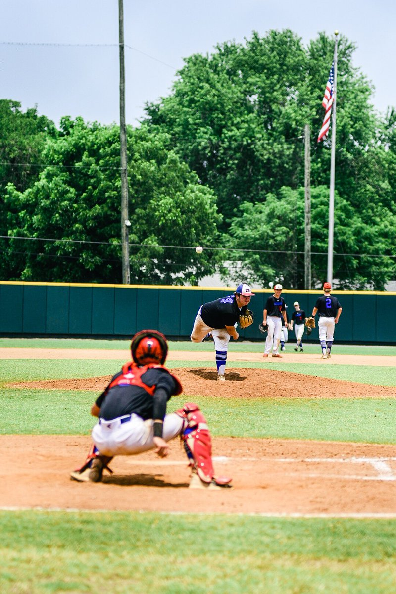 The Red Sox threatened with the bases loaded in the bottom of the 5th; however, Tyler Smith (2023 - Archbishop Spalding) came in relief and shut them down to end the game. FINAL SCORE: API 3 vs Red Sox 2 #TriCityTourneys<br>http://pic.twitter.com/4f5fQ78aYD – à Shepherd Stadium