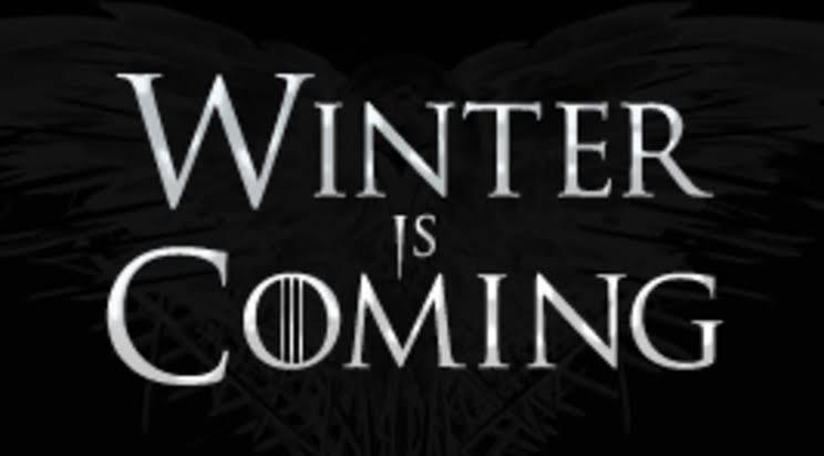 @MeghUpdates #winteriscoming https://t.co/9Ibf7KF84c