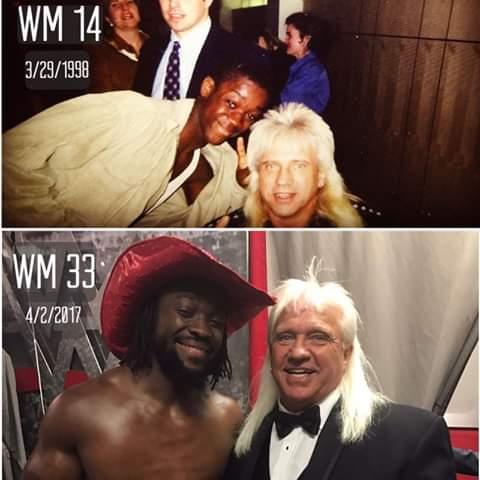 @TrueKofi @RealRickyMorton #WrestleMania14 #WrestleMania33 https://t.co/EUT0PqnB6u