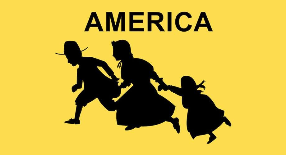 We Are All Immigrants :: The Story Behind Our 'America' Graphic :: bit.ly/3eZW2CQ