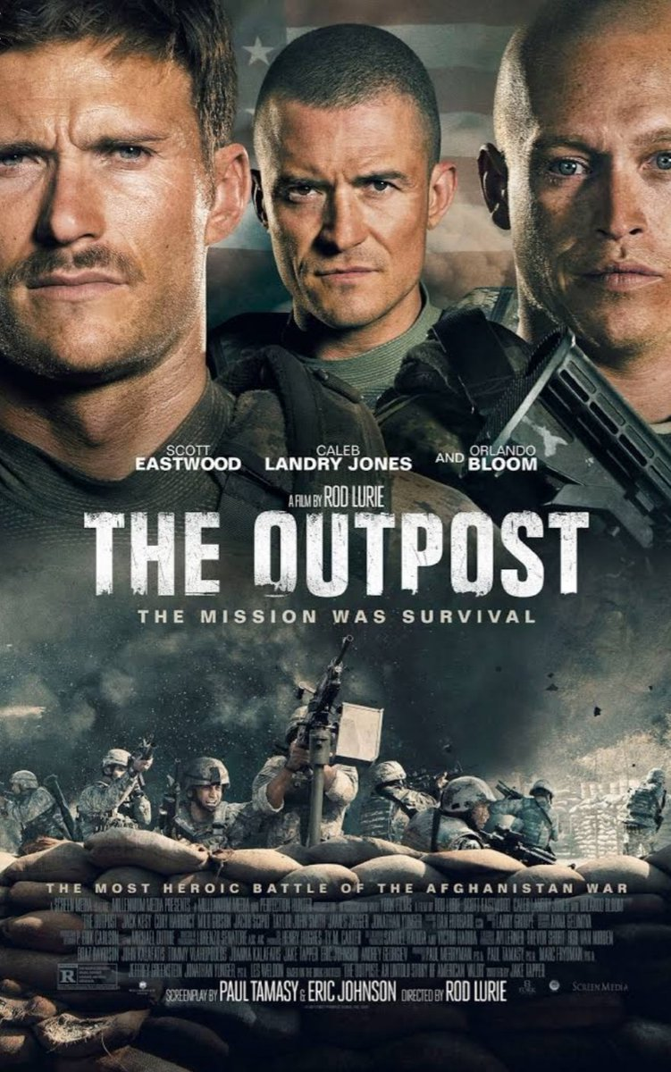 New #4thofJuly movie tradition at our house.... @TheOutpostMovie is amazing! @jaketapper @RodLurie