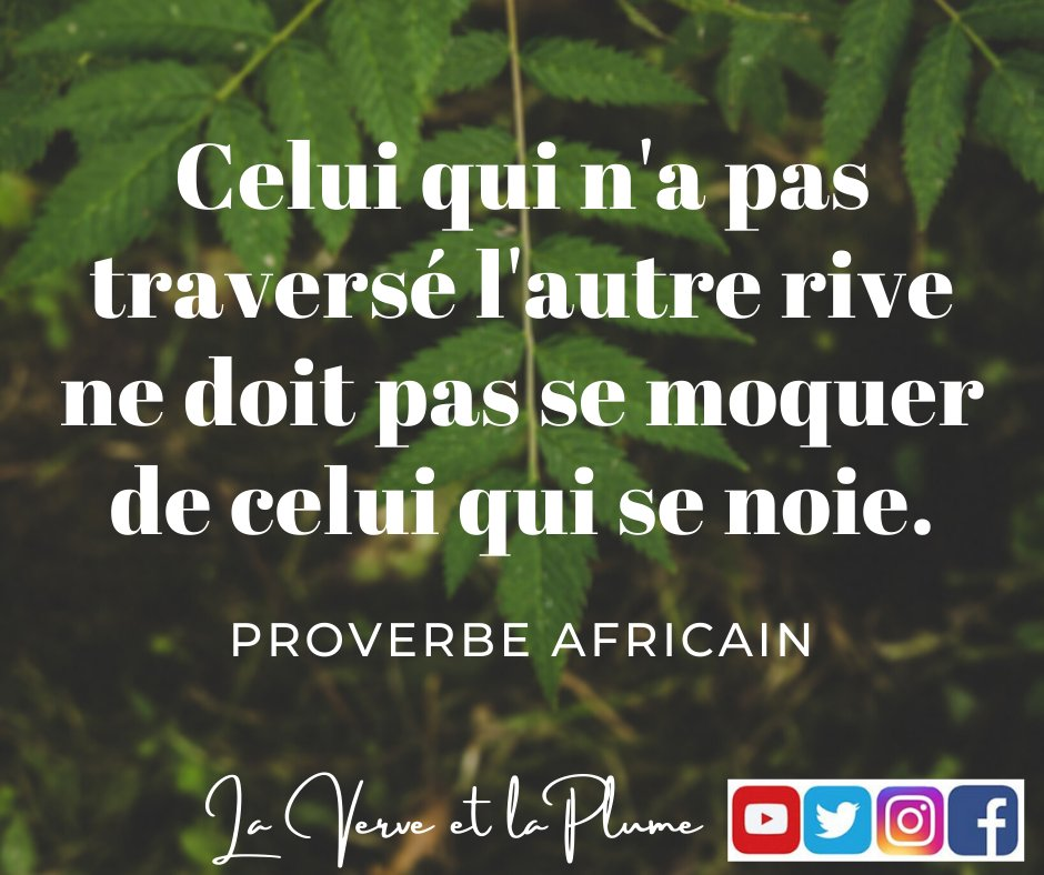 Retrouvez-nous sur nos réseaux  - Instagram :  @laverveetlaplume  - Twitter : @VervePlume - Facebook :  La Verve et la Plume #citations #citationdujour #citationinspirante pic.twitter.com/WouEsHHPEa