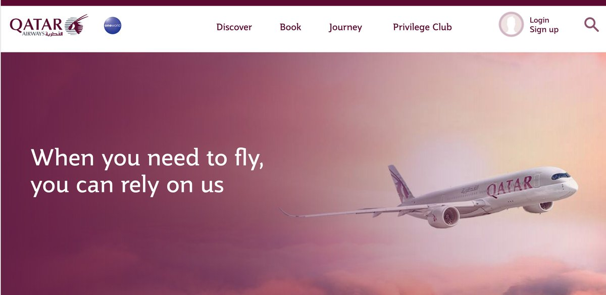 READER OFFER: If you need to fly at this difficult time and find yourself grounded, #QatarAirways could have the answer. Click >https://t.co/Xwwg7RBLbP< for details #Rdg #Rdguk #Rdgnews #Maidenhead #Twyford #Bracknell #Woky #Henley #Thatcham #Newbury #Basingstoke #LoveBerkshire https://t.co/LS6tYJHsbI