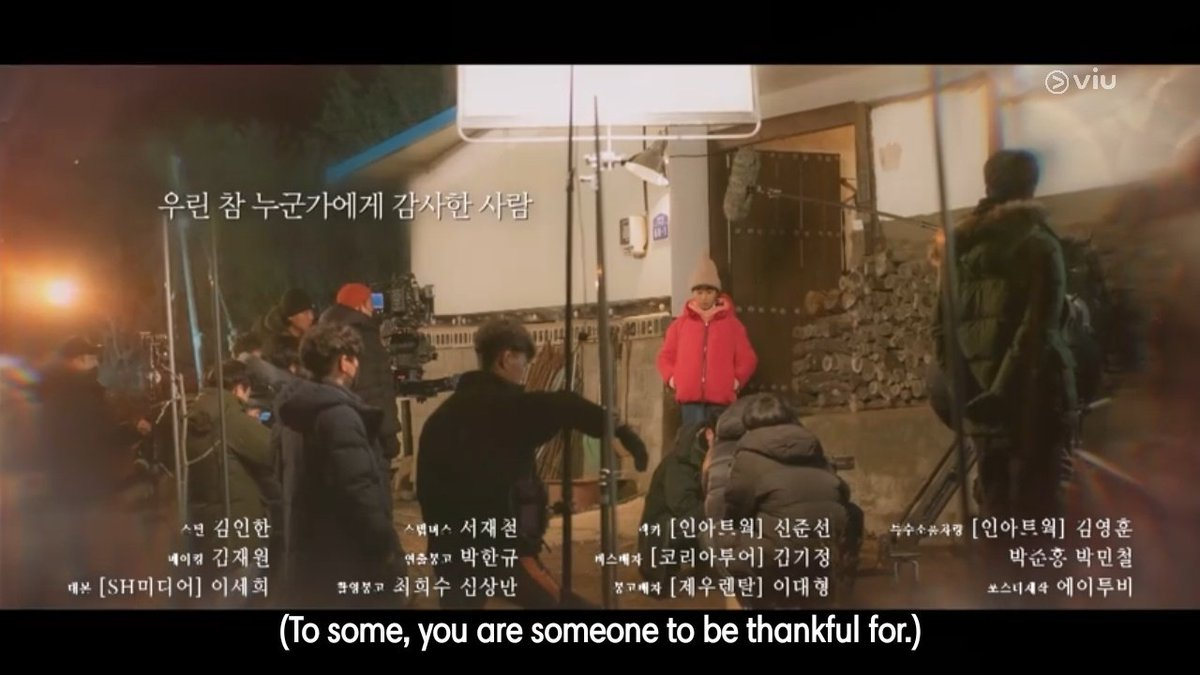 """""""To some, you are someone to be thankful for. You may not realize it, but just by living like this, YOU SHOULD KNOW YOU'VE DONE A GREAT JOB."""" #날씨가좋으면찾아가겠어요 #WhenTheWeatherIsFine https://t.co/2iZGhjuDJU"""