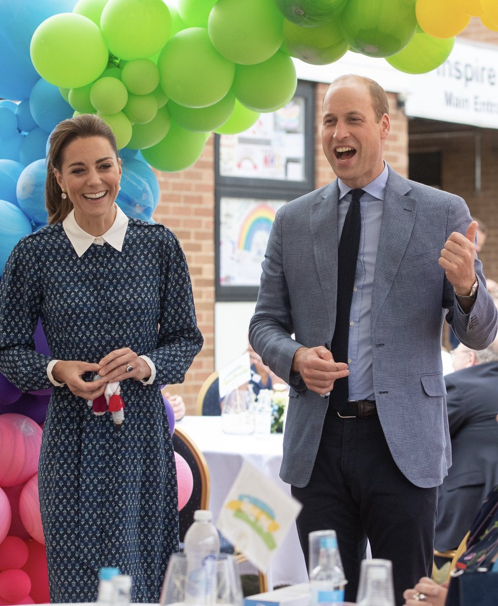 Today we mark the 72nd birthday of the NHS, in a year when it was needed more than ever as the nation responds to COVID-19. Today, The Duke and Duchess visited the Queen Elizabeth Hospital in King's Lynn to thank staff for their efforts in helping their community.