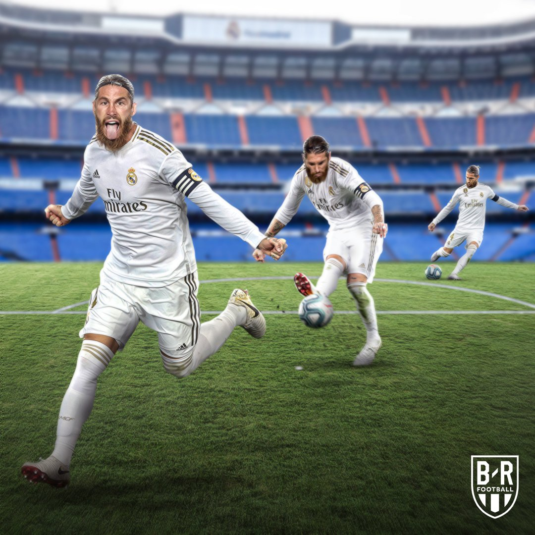 Sergio Ramos' five goals make him La Liga's top goalscorer since the competition resumed 💥 https://t.co/G7I5u2KpIo