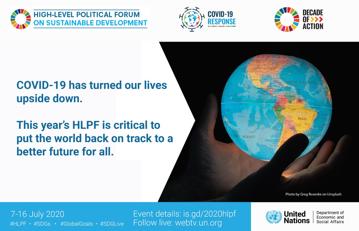 This year's #HLPF could go down in history as the moment the🌎started to #RecoverBetter from the devastation of the #COVID19 pandemic.  Everything you need to know about this crucial meeting for the #GlobalGoals: https://t.co/KnKbwXhLDb https://t.co/fYT48MzVsB