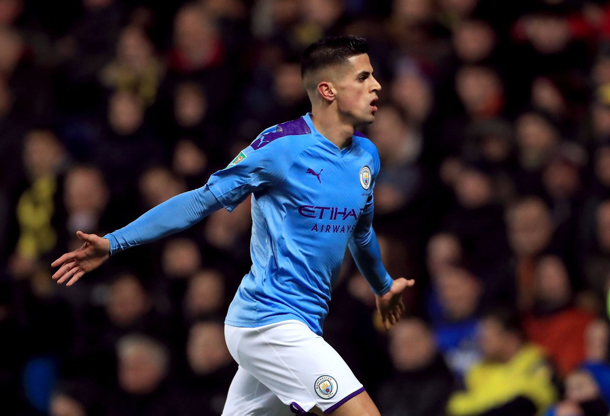 He is one of the best right backs in the world. Kyle Walker's form has kept Cancelo out of our starting 11 this season so he shouldnt be considered a flop . Hopefully he stays and next season he will show everyone how good he can be. He would get into almost every team itw : https://t.co/7E6BJuHR4w