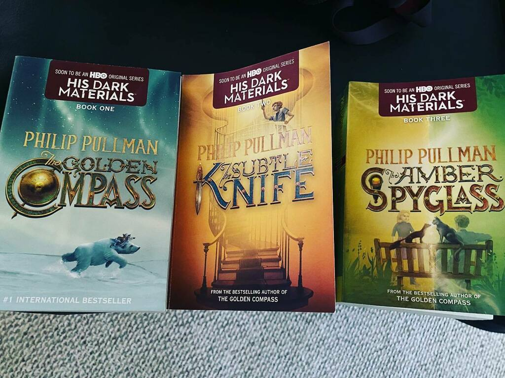 #hisdarkmaterials Done. #thegoldencompass @darkmaterialsofficial<br>http://pic.twitter.com/PdgmUp4ASY