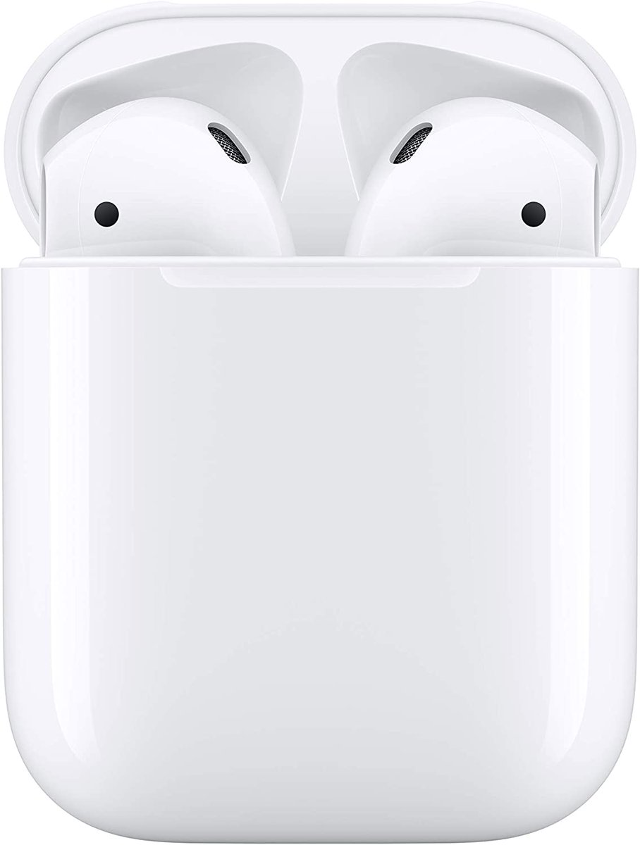 Apple AirPods with Wired Charging Case for $139.99!! (Retail: $159.99)  https://t.co/M1v2NBL7Zn  #freebies #deals #deal #moneysaver #greatdeal #steals #discount #sale #bargain #bargainhunter #bargainshopper #cheap #bestprice #AmazonDeals #giveaway https://t.co/1hpvxgUzsk