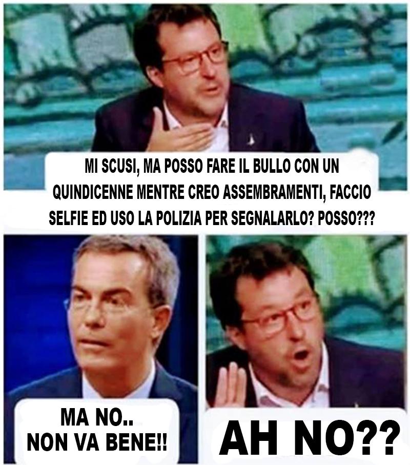 #SelvaggiaLucarelli