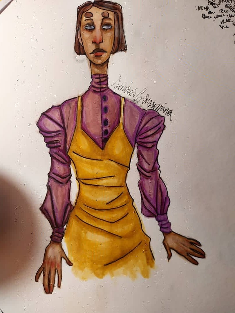 I'm proud of this one  #art #fashion #watercolorspic.twitter.com/qBvvlLC6Wd