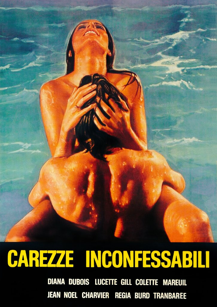 Caresses Inavouables (1979) Director: Claude Bernard-Aubert Cast: Guy Royer,Joël Charvier #sexploitation #illustration #art #erotica #sexploitationfilm #movieposter #exploitation #exploitationfilm #illustrator #artist #70smovies #graphicdesign #classicporn #xxxmovies #vintagepornpic.twitter.com/JnoZfnc7QN