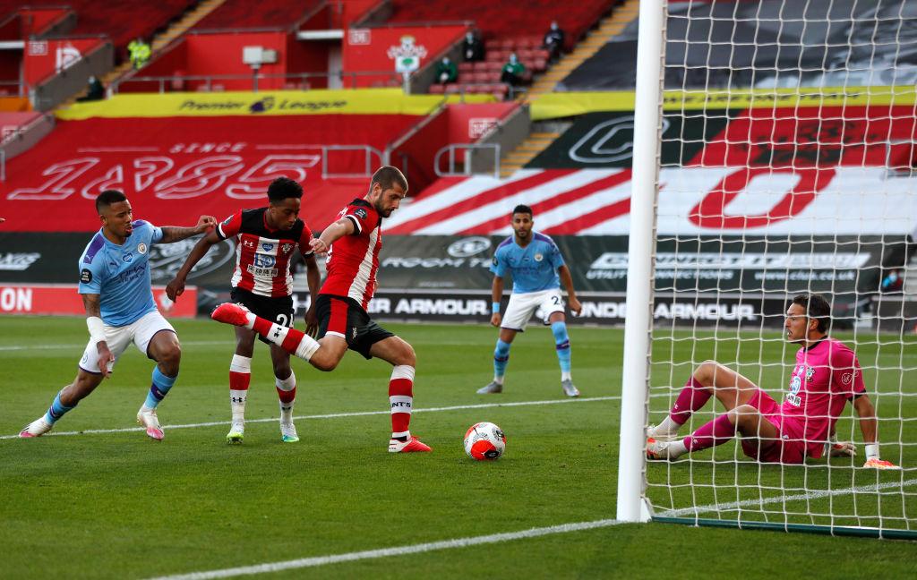 Xem lại Southampton vs Man City, Ngoại hạng Anh – 6/7/2020