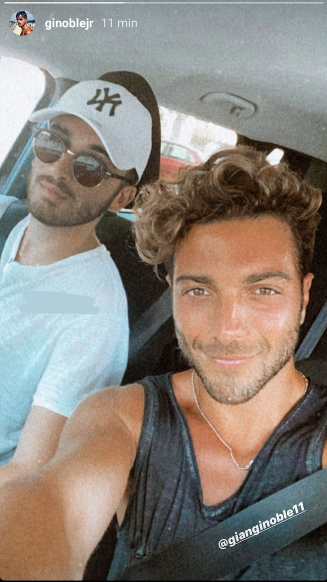 Fratelli @ErnGinoble @GianGinoble  #ilvolo #ilvolomusic #ggmessage  #abruzzoprince #fratelli  #montepagano #abruzzi #Italy #InstagramStories https://t.co/KHqxyoo8nB